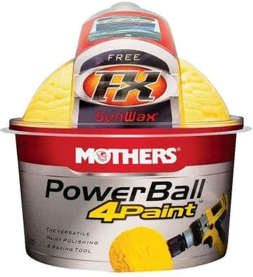 MOTHERS POWER BALL 4 PAINT