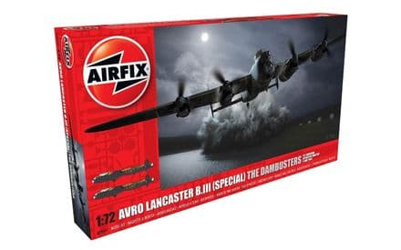 Airfix 1/72 Avro lancaster B.III (Special) The Dambusters