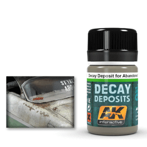 AK Interactive Decay Deposits for Abandoned Vehicles