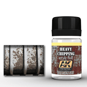 AK Interactive Heavy Chipping Fluid