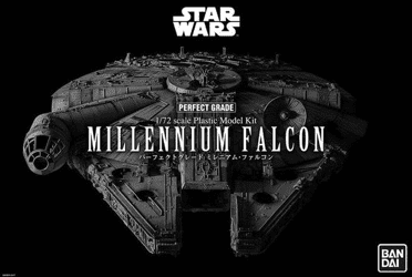 Bandai 1/72 Millennium Falcon 'Perfect Grade'