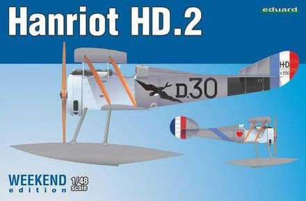 Eduard 1/48 Hanriot HD.2 Weekend Edition