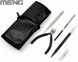 Meng Basic Hobby Tool Set
