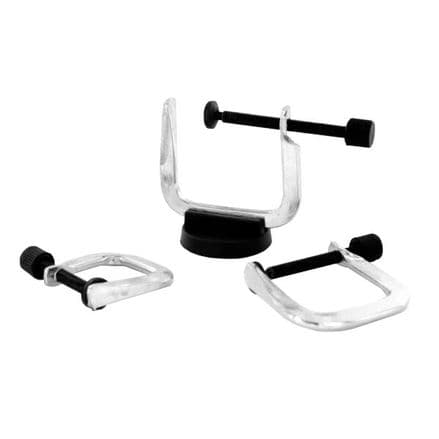 Modelcraft 3 G-Clamps & Magnet