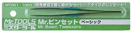 Mr Tools Mr Basic Tweezers
