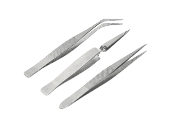 Revell Set of 3 Tweezers