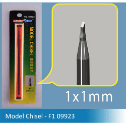 Trumpeter Tools Model Chisel F1