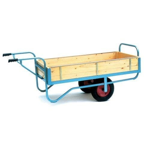 Balance Trolley Wood Sides