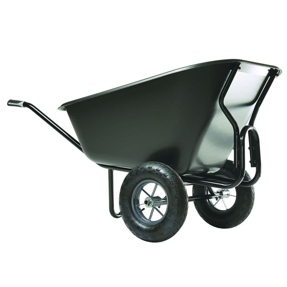 Colossus Wheelbarrow | Large 2 Wheel 300 Litre Big Barrow