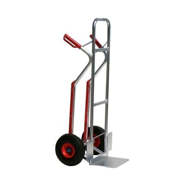 Dual Handle Aluminium Sack Truck | Manual Handling Trucks