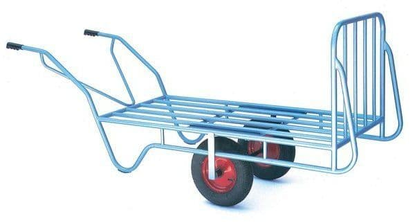 Large Bale Trolley | Farm Equestrian Trolleys