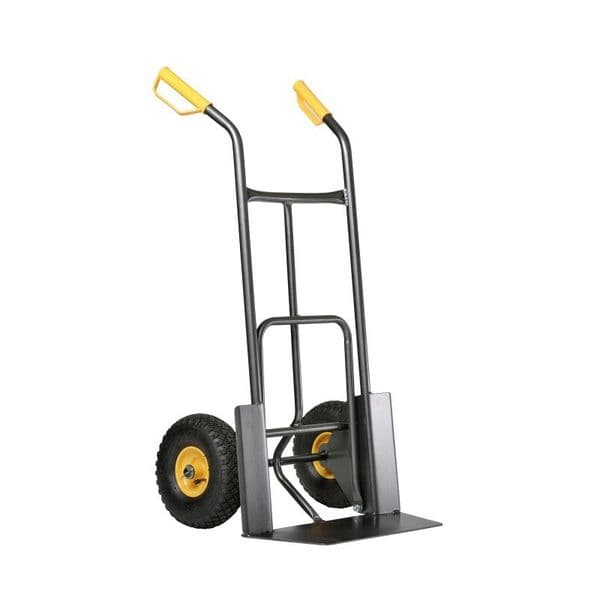 Sack Truck With Extension Foot   Haemmerlin 934
