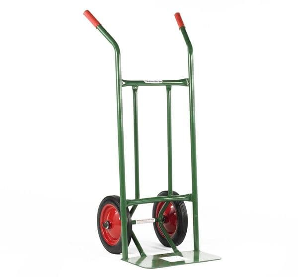 Sack Truck With Solid Puncture Proof Wheels | Haemmerlin 924P