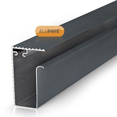 AluPave Decking Gutter Board