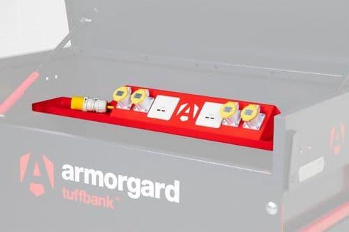 ArmoGard TuffBank Deep PowerShelf TBDS4P