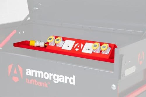 ArmoGard TuffBank PowerShelf TBS4P