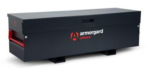 Armorgard TuffBank TB6 Secure Truck Storage Box