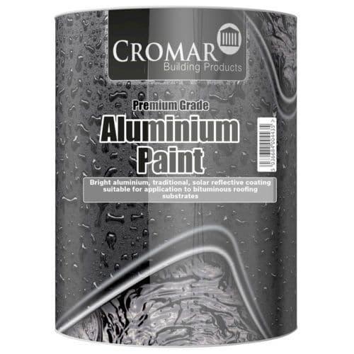 Cromar Aluminium Solar Reflective Roof Paint