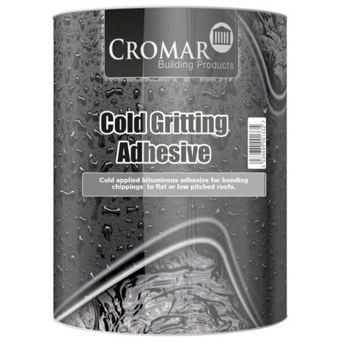 Cromar Cold Gritting Roofing Adhesive