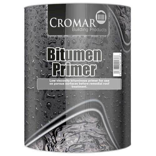 Cromar Quick Dry Bitumen Roofing Primer