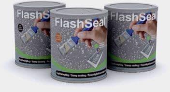 DEKS FlashSeal Effective Sealing