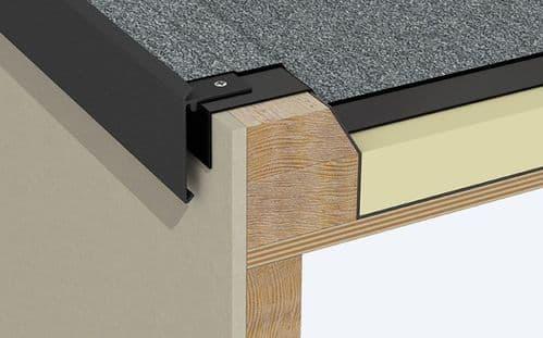 Flat Roof Trims & Terminations Bars