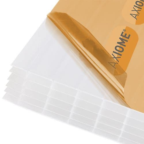 Polycarbonate Roof Sheets - Axiome Opal 35mm Multiwall