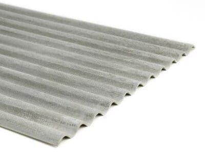 Profile 3 Small Fibre Cement Corrugated Roof Sheets