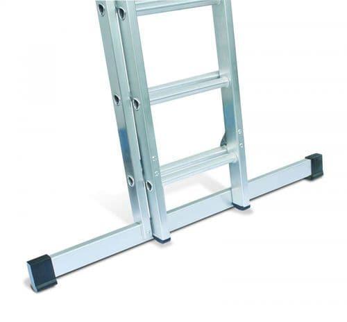 ProLyte Aluminium Industrial Extension Ladders