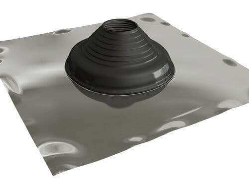 Seldek Aluminium Roof Pipe Flashing