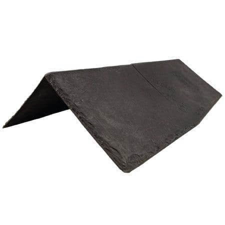 Tapco Classic Ridge & Hip Caps - Stone Black