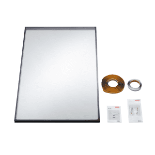 VELUX - IPL CK06 0034 - 24 mm double glazed replacement pane for V22 roof windows, 55x118