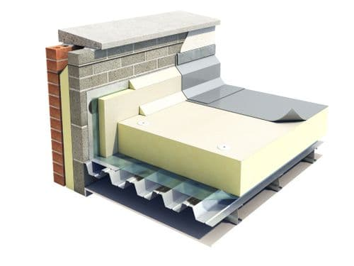 Xtratherm Flat Roof Insulation Boards