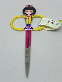 Embroidery  Scissors Floral