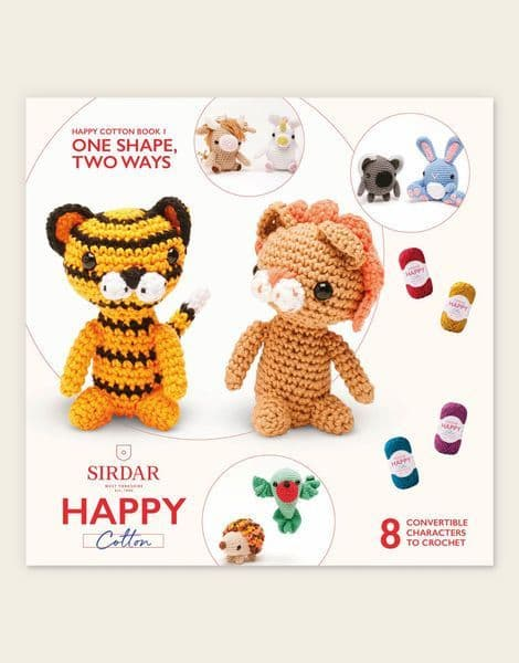 HAPPY COTTON ONE SHAPE, TWO WAYS