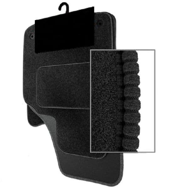 Smart ForTwo 2004-2007 Fitted Car Mats