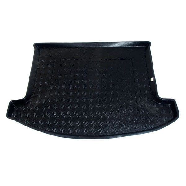 Kia Carens (2013 Onwards)- Fitted Boot Liner-Anti-Spill-Fully Moulded