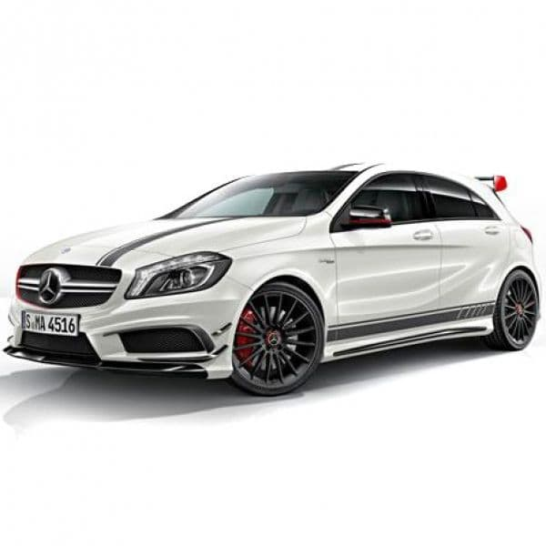 Mercedes A Class Boot Liners
