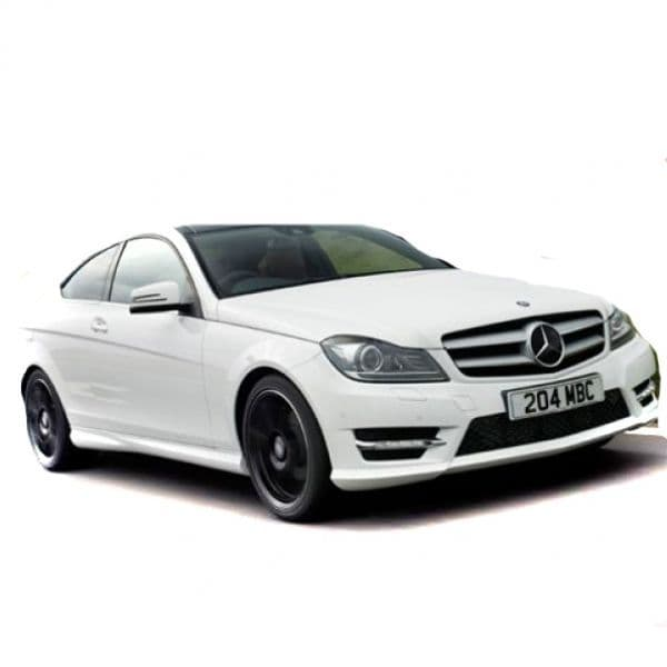 Mercedes C Class Boot Liners