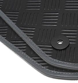 Seat Leon 2005-2012-Rubber Car Mats-Fitted Car Mats-Heavy Duty Rubber