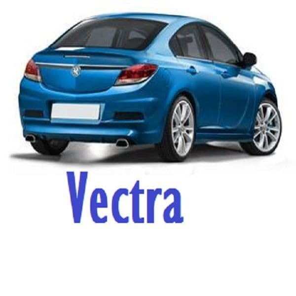 Vauxhall Vectra Boot Liners