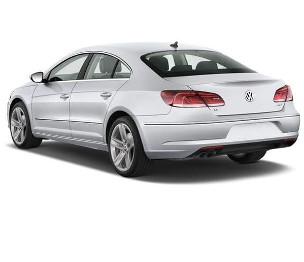 VW CC Boot Liners