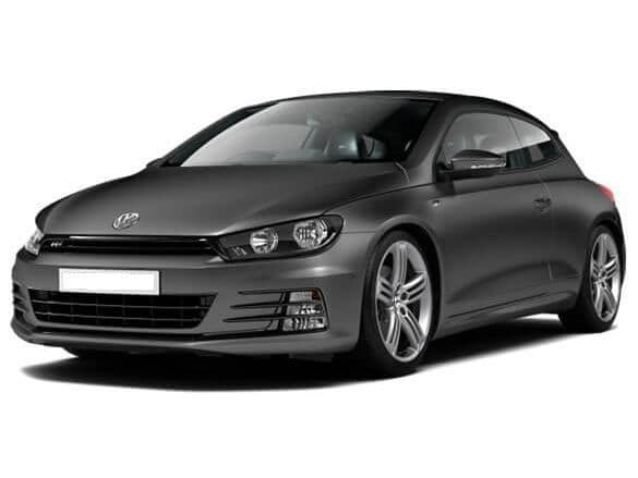 VW Scirocco Boot Liners