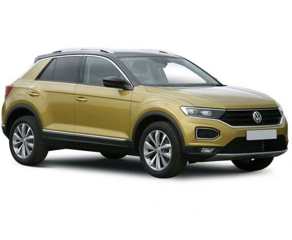 VW T-Roc Boot Liners