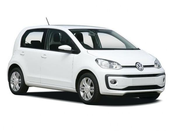 VW UP Boot Liners