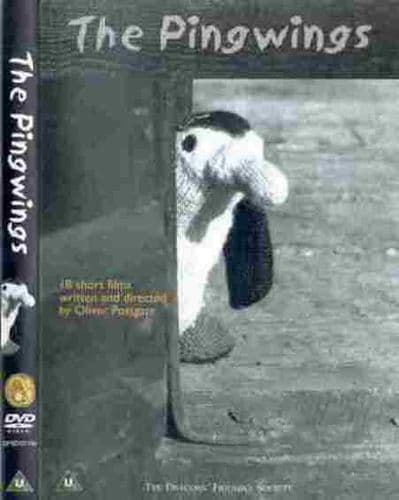 Pingwings DVD- Oliver Postgate/Peter Firmin