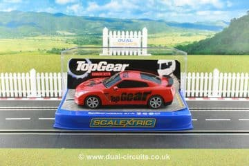 Scalextric C3070 Nissan GT-R Top Gear