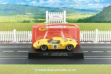 Slot It SICA18B Ford GT40 #8 Beurlys Le Mans '68