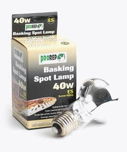 ProRep Basking Spot Lamp BC 40w, 60w and 100w