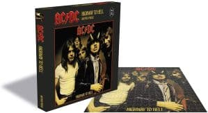 AC DC Highway To Hell 500 piece jigsaw puzzle 410mm x 410mm (ze)
